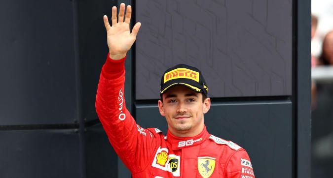 """F1 Gran Bretagna, Leclerc: """"La gara più emozionante della mia carriera"""""""