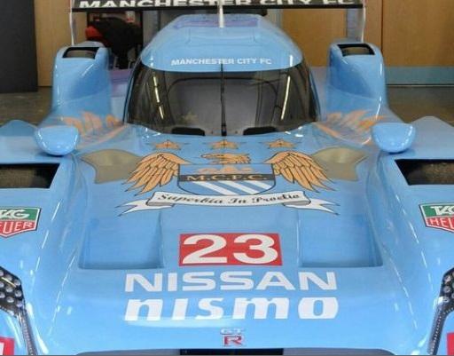 Nissan, un bolide da 1250 cavalli per il Manchester City
