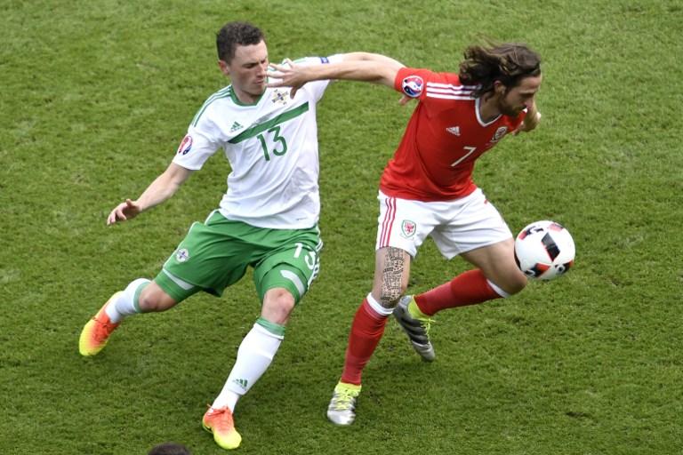 Euro 2016: Galles-Irlanda del Nord 1-0, le foto del match
