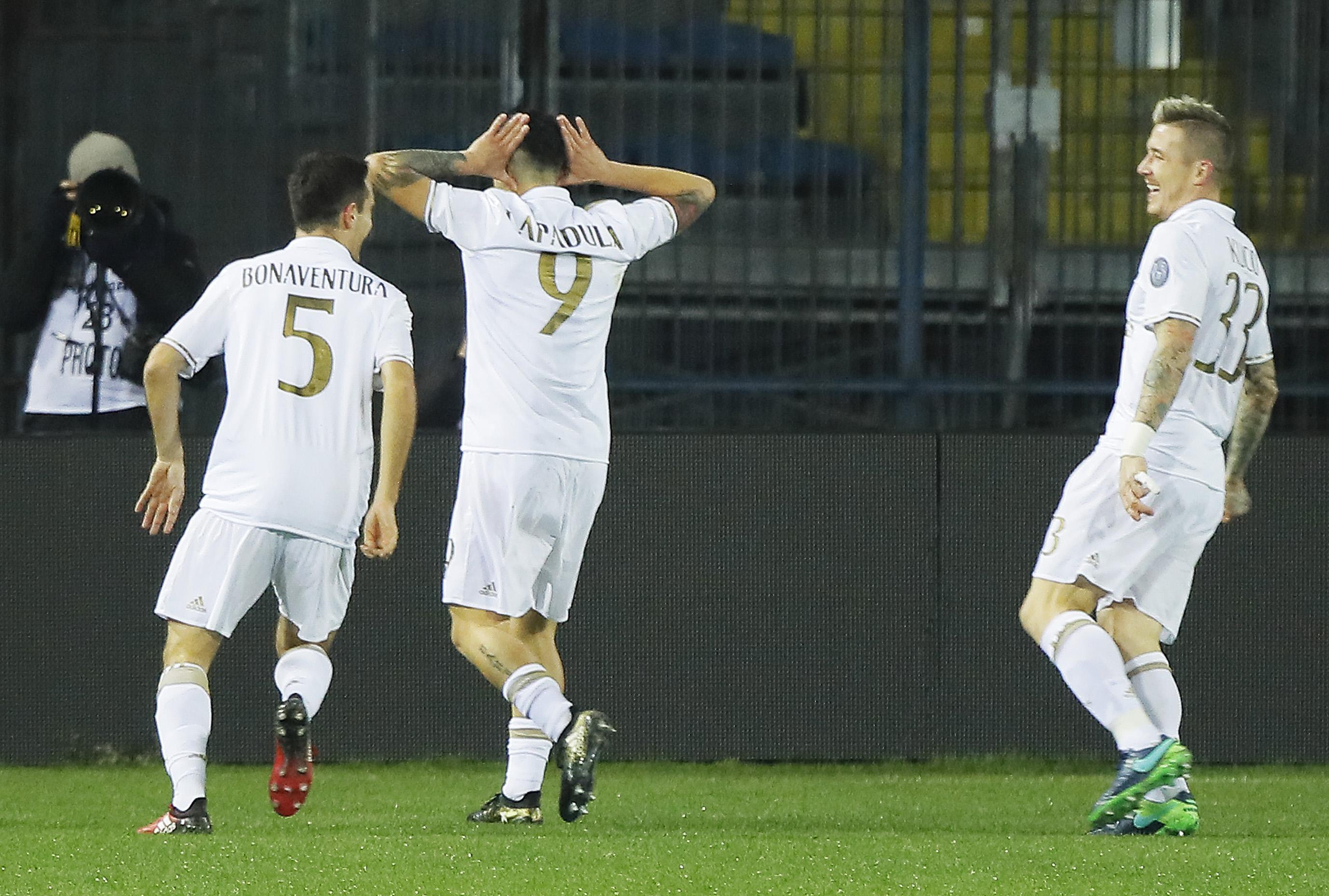 Serie A: Milan, poker all'Empoli e 2° posto da solo