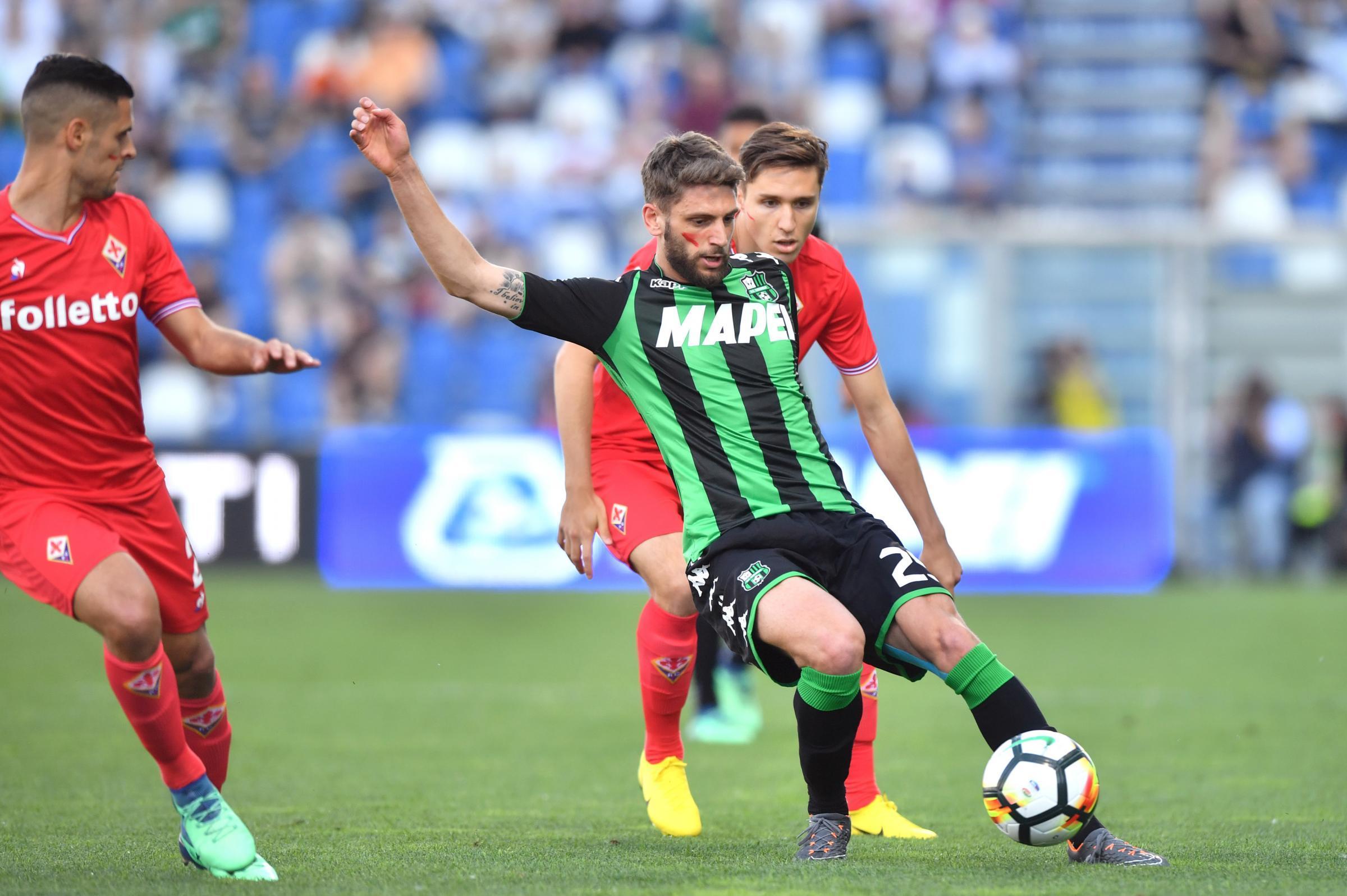 Serie A, Sassuolo-Fiorentina 1-0: un gran gol di Politano ferma la Viola