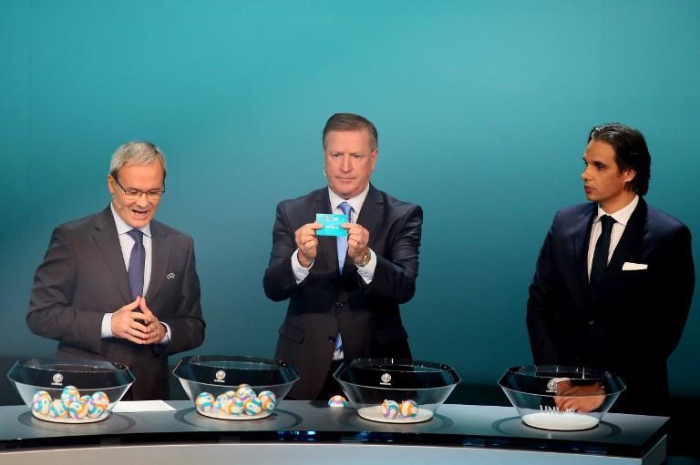 Euro 2020, sorteggiati i gironi a Dublino