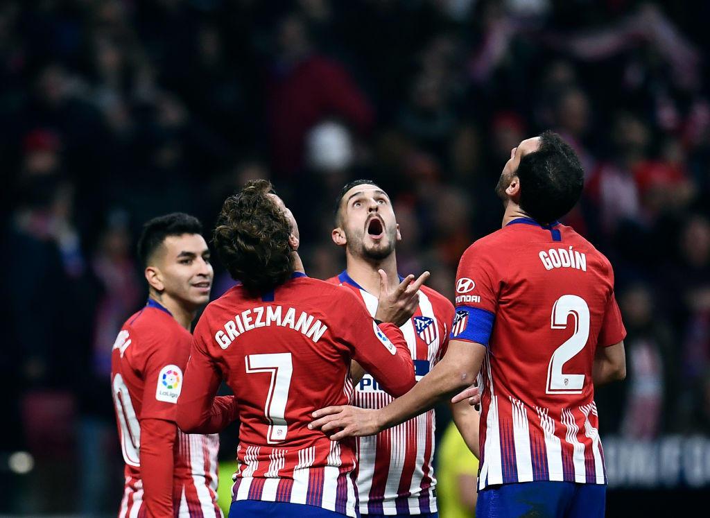 Miglior squadra del 2018 - Atletico Madrid