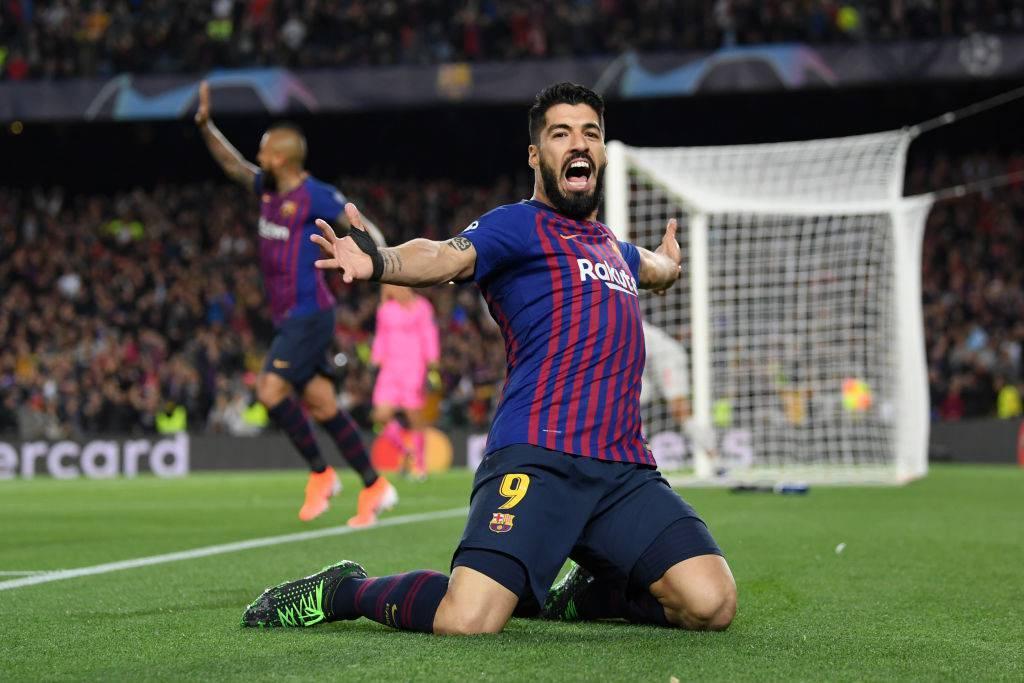 Luis Suárez (Barcelona v Liverpool)