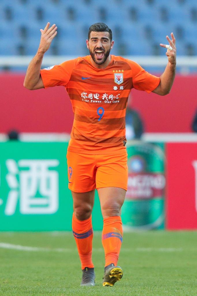 1. GRAZIANO PELLÈ (Shandong Luneng): 15 milioni di euro