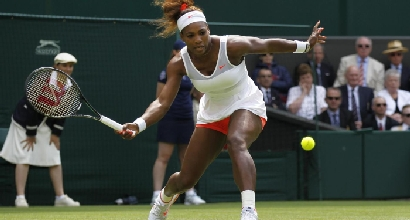 Serena Williams, Lapresse