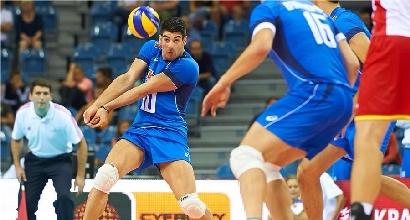 Volley, Mondiali Polonia: l'Italia stende 3-1 il Belgio