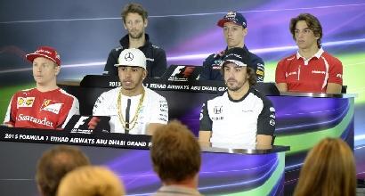 """Ferrari, Raikkonen: """"Nel 2016 alla pari con le Mercedes"""""""