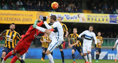 L'Inter frena a Verona: finisce 3-3
