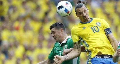 Svezia: contro l'Italia gioca Hiljemark