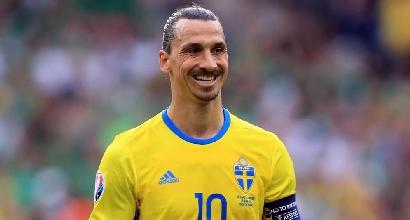 """Euro 2016, Ibrahimovic: """"Dopo gli Europei dirò addio alla nazionale svedese"""""""