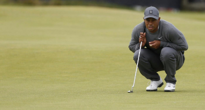 Tiger Woods (LaPresse)
