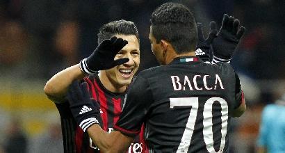 Bacca-Lapadula, la nuova coppia del gol