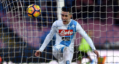 Milan-Napoli, i convocati: ancora out Chiriches
