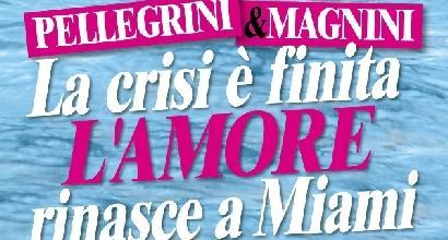 Nuoto: Pellegrini-Magnini, riscoppia l'amore