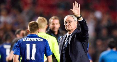 """Il caso-Ranieri fa arrabbiare Cantona: """"Giocatori maleducati e ingrati"""""""