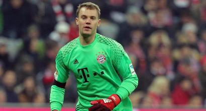 Bayern, Neuer operato a un piede