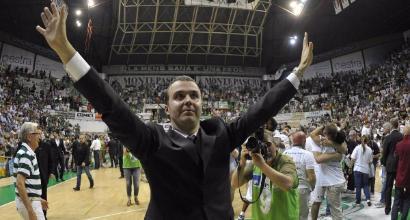 Basket, Pianigiani è il nuovo coach dell'Olimpia Milano