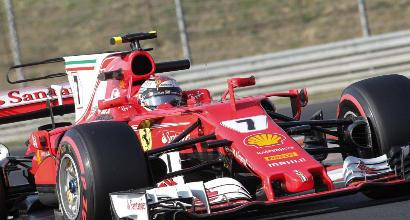Ferrari, ufficiale il rinnovo di Raikkonen per un anno