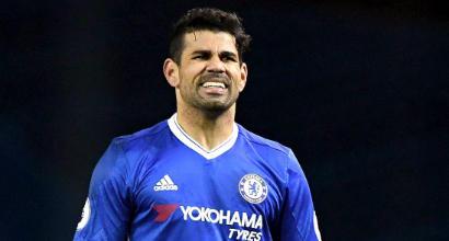 Chelsea: Diego Costa non inserito nella lista Champions
