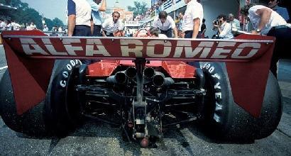 Da Farina e Fangio a Ecclestone-Lauda: la storia dell'Alfa Romeo in Formula 1<br />