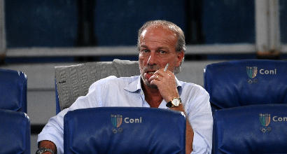 Inter, Sabatini: 'Sbagliato incolpare Suning'. Poi punge Spalletti