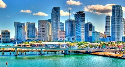 La F1 pronta a sbarcare a Miami<br />