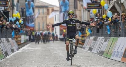 Ciclismo, Tirreno-Adriatico: quinta tappa a Yates, Kwiatkowski leader