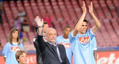 """Napoli, Adl chiama Cavani: """"Per lui porte sempre aperte"""""""