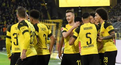 Bundesliga: Borussia Dortmund inarrestabile, Gnabry trascina il Bayern a Brema