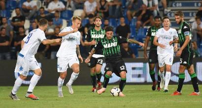 Il Milan spinge per avere Sensi già in Supercoppa