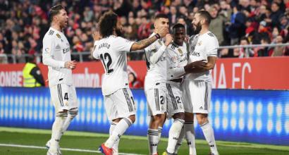 Coppa del Re: super Benzema, semifinali in carrozza per il Real Madrid