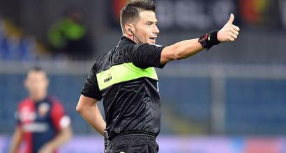 Serie A: Giua arbitra Juve-Frosinone, Atalanta-Milan a Pasqua