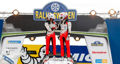 Rally, Tanak vince in Svezia