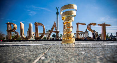 Il Giro d'Italia sbarca in Ungheria nel 2020 si parte da Budapest