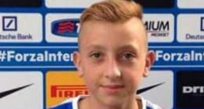 Lutto Inter, muore a 15 anni la giovane promessa Maicol Lentini