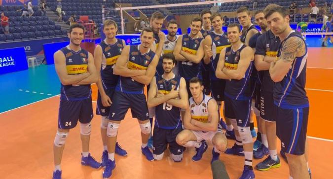Volley, Nations League: l'Italia supera 3-1 l'Australia