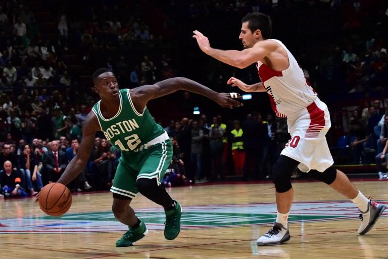 Celtics, lezione a Milano