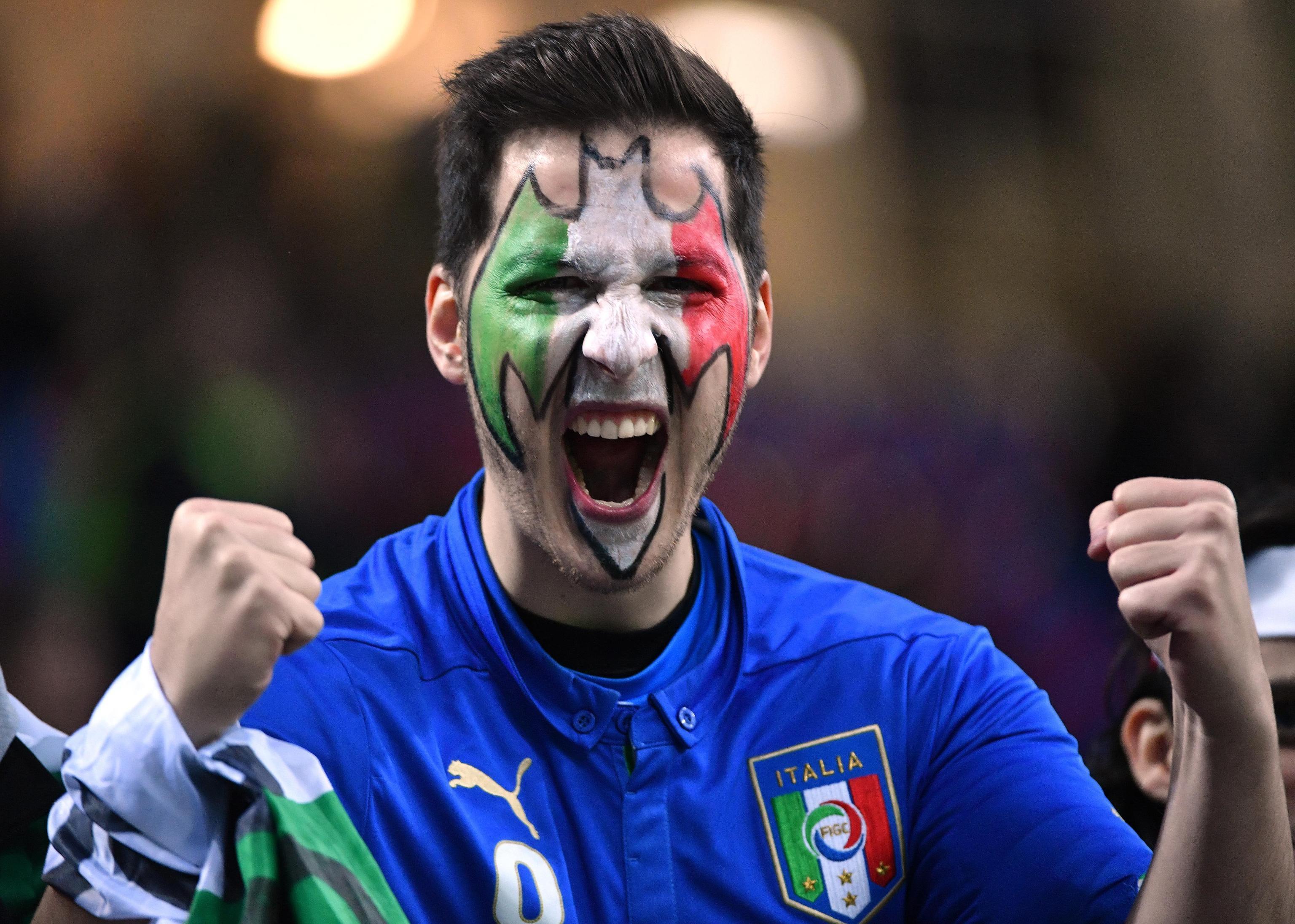 L'Italia non va al Mondiale di Russia