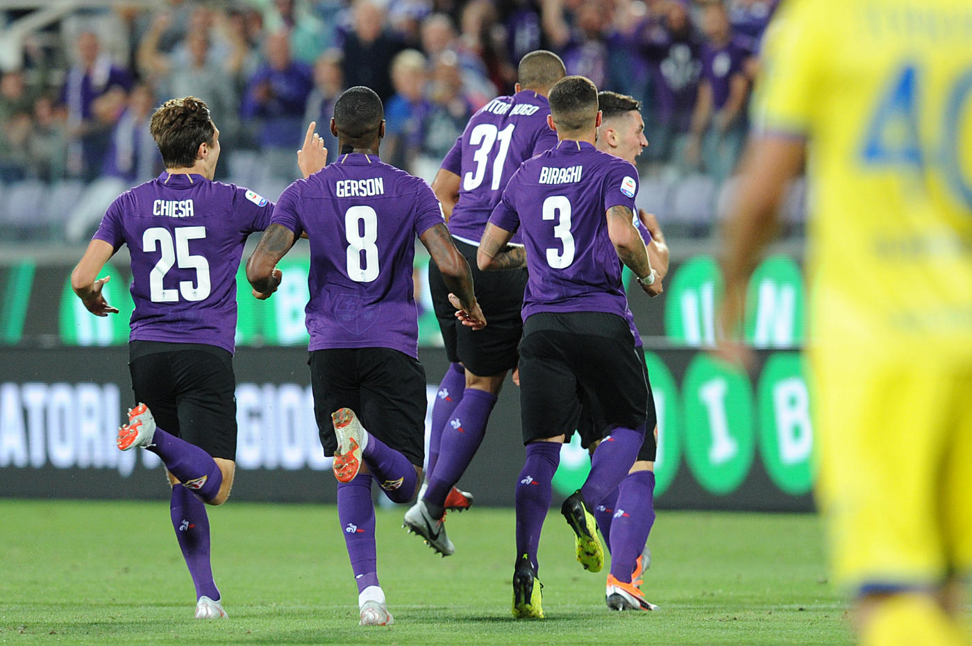 Fiorentina, 6 stupenda: Chievo umiliato 6-1