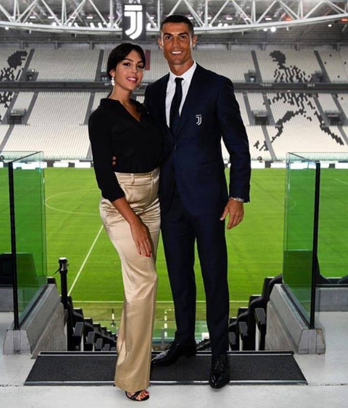 Georgina Rodriguez - Cristiano Ronaldo