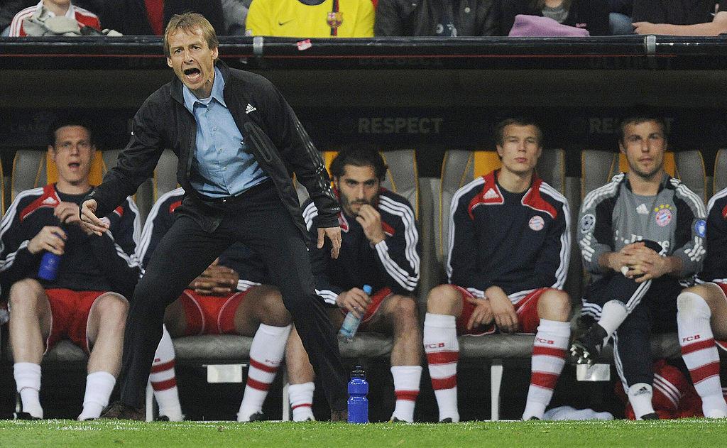 2008-2009: allenatore del Bayern Monaco