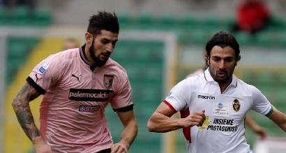 Serie B: Morganella fa volare il Palermo