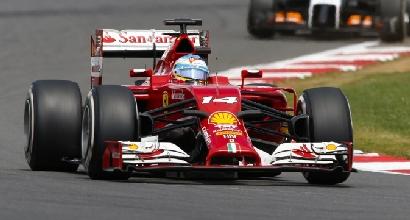 "Ferrari, Alonso: ""Hockenheim? Mi porta fortuna"""
