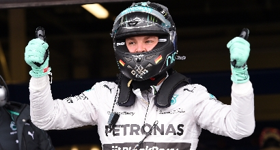 Rosberg - Afp