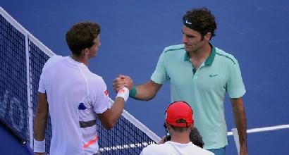 Roger Federer Cincinnati (AFP)