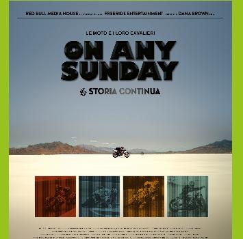 """""""On Any Sunday - La Storia Continua"""" dal 5 al 7 novembre al cinema"""