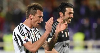 Juventus-Sampdoria, Mandzukic:
