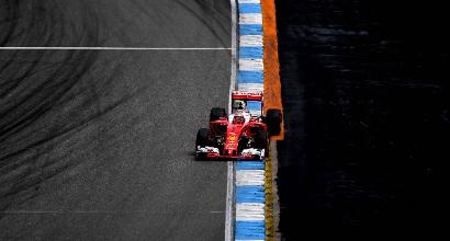 """F1 a Hockenheim, Vettel: """"Questo è il massimo"""""""