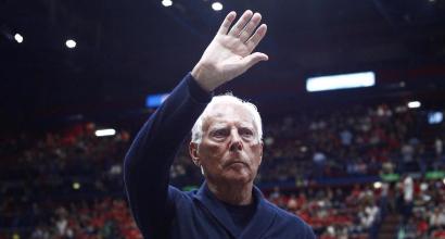 """Basket, Armani sul caso Gentile: """"Si poteva gestire in maniera diversa"""""""